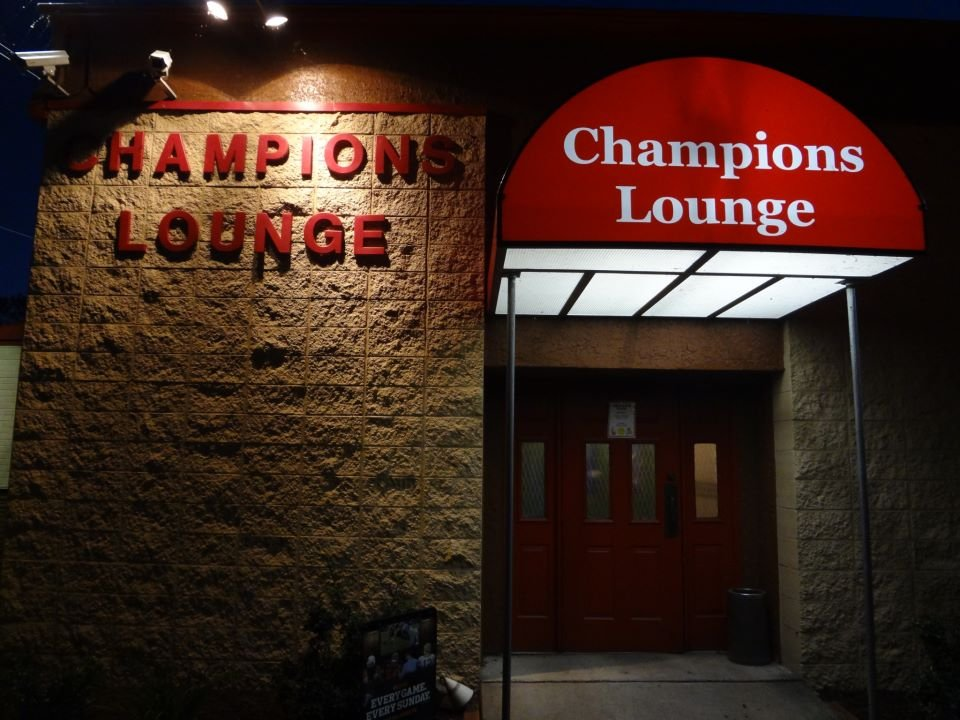 Champions Lounge: 1 Meredith St, Carbondale, PA