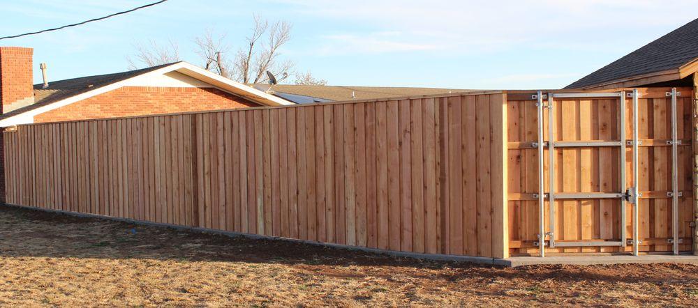 Lubbock Barrier Fence: 21005 Hwy 87, Lubbock, TX