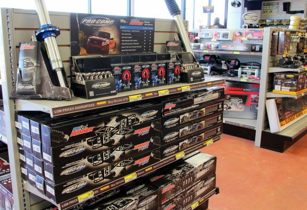 Discount Tire Tulsa >> Pro Comp Display - Yelp