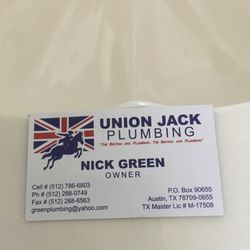 Union Jack Plumbing - 173 Reviews - Plumbing - Austin, TX
