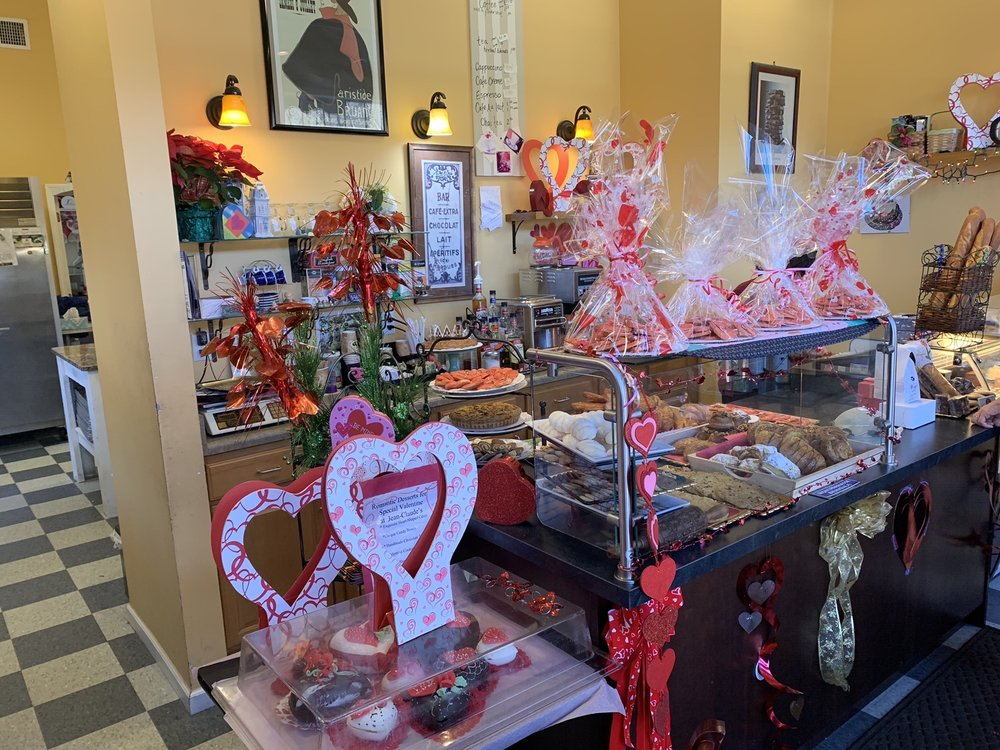 Jean-Claude's Patisserie & Dessert Cafe: 122 Windermere Ave, Greenwood Lake, NY