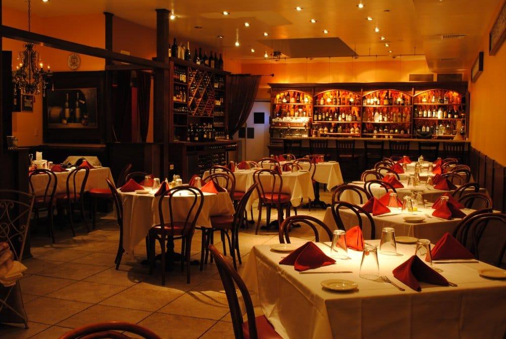 Ia Italy Restaurant Ny City