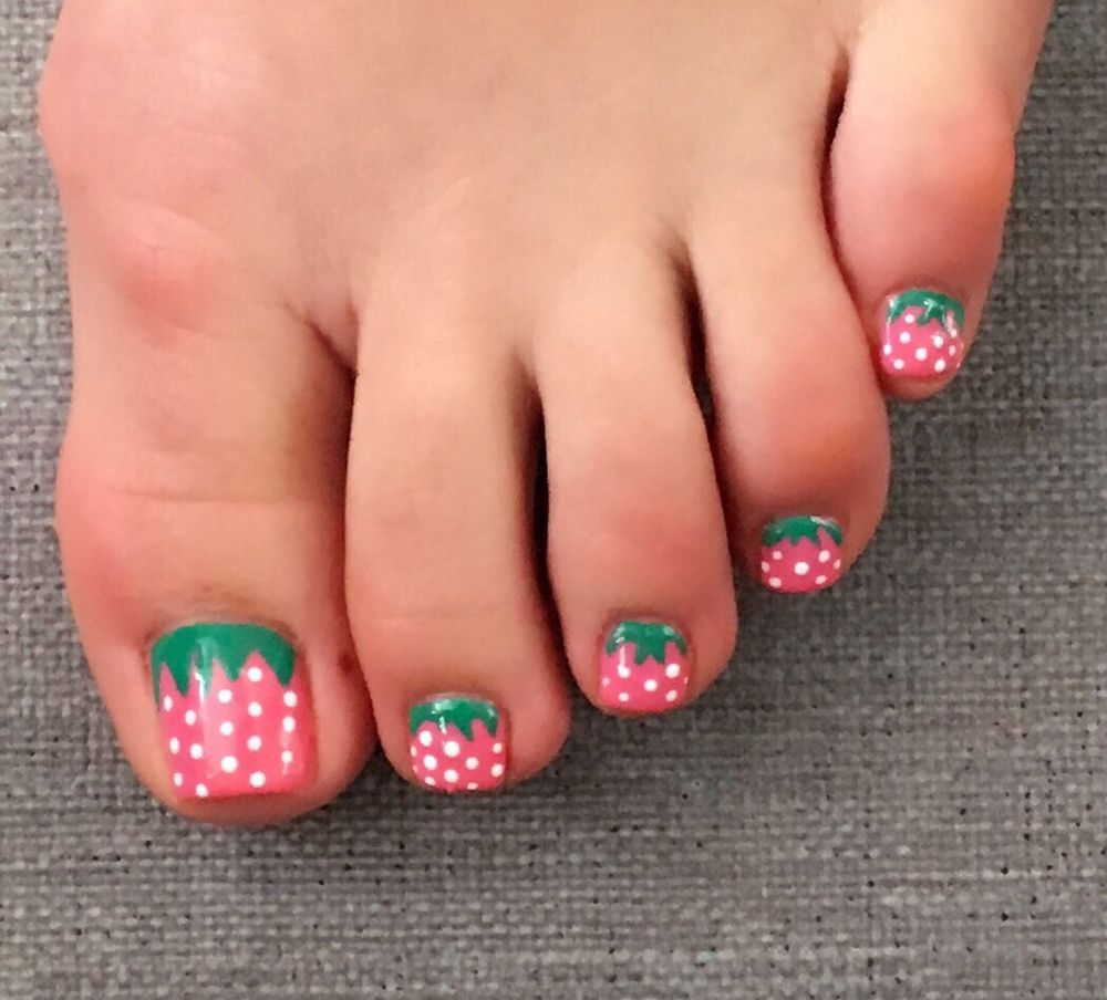 Pedicure And Gel Nail Art By Chi.