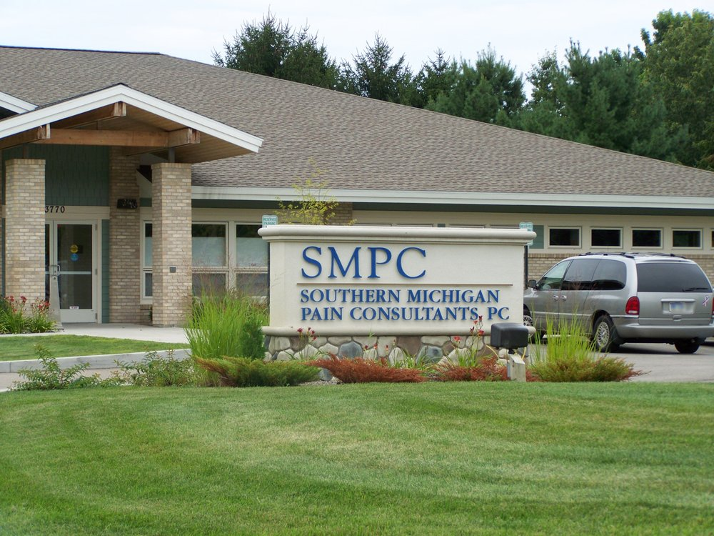 Southern Michigan Pain Consultants: 3770 Glenkerry Ct, Portage, MI
