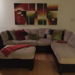 Photo Of My Budget Furniture   San Diego, CA, United States. Couch Purchased