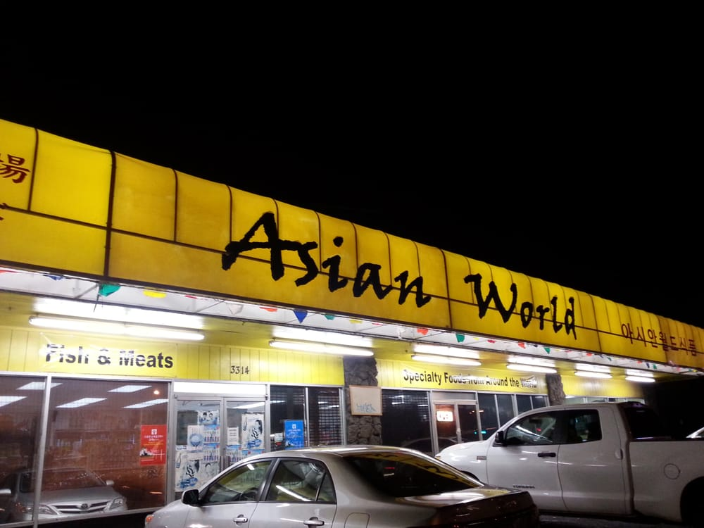 Asian World Food Market Spokane Wa