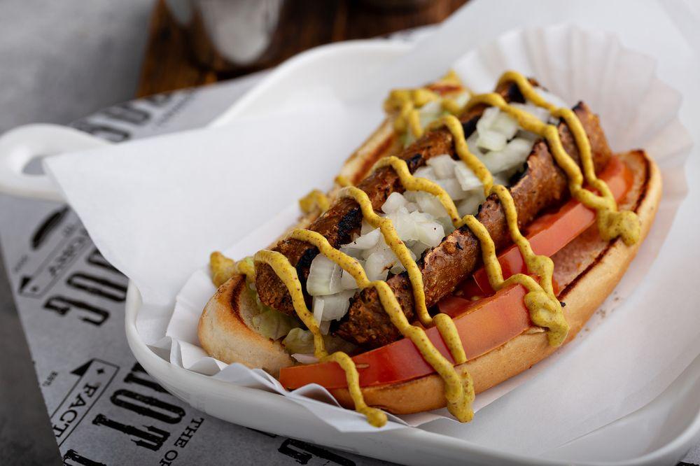 The Original Hot Dog Factory - Marietta: 68 N Marietta Pkwy NW, Marietta, GA