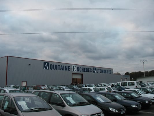 aquitaine enchere automobile bordeaux