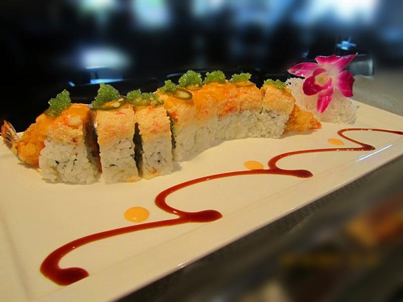 Blue fish japanese restaurant 272 fotos 184 beitr ge for Blue fish sushi menu