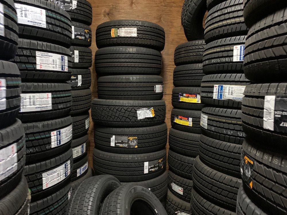 Vitess Tire: 1416 W Sunset Blvd, Los Angeles, CA