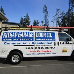 Photo of Kitsap Garage Door - Bremerton WA United States. Local Garage Door & Kitsap Garage Door - 19 Reviews - Garage Door Services - 7745 NW ...