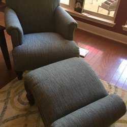 Superieur Photo Of Accent Upholstery   Austin, TX, United States. Classic Chair  Reupholstered At