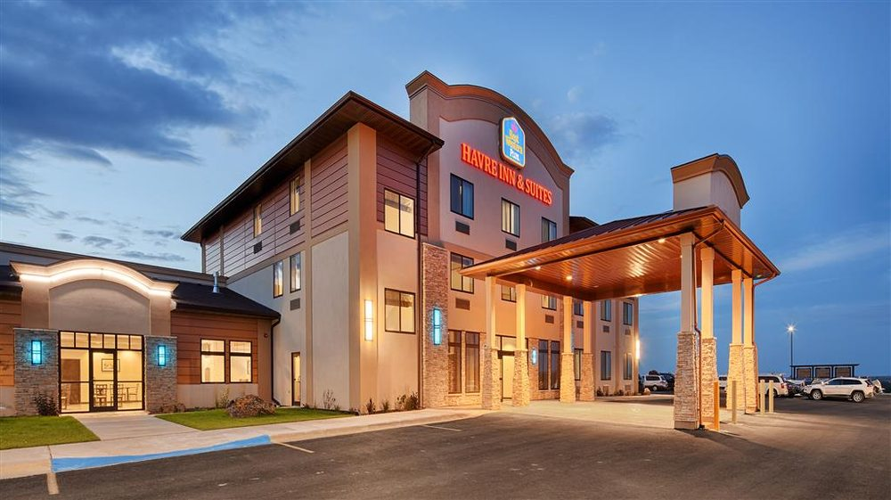 Best Western Plus Havre Inn & Suites: 1425 Highway 2 NW, Havre, MT