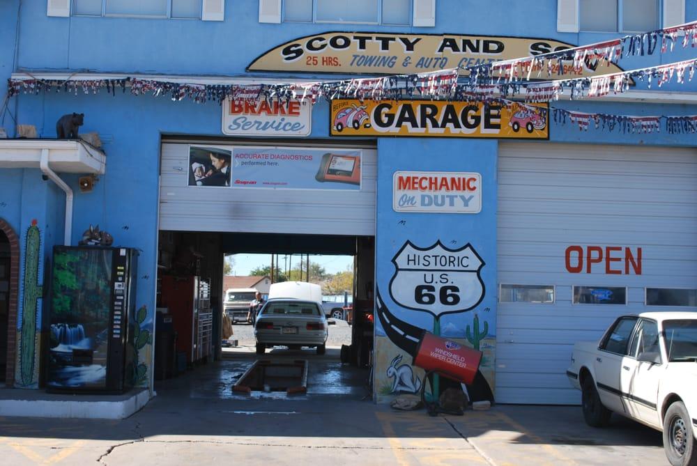 Scotty & Son Towing & Auto Center: 405 Navajo Blvd, Holbrook, AZ
