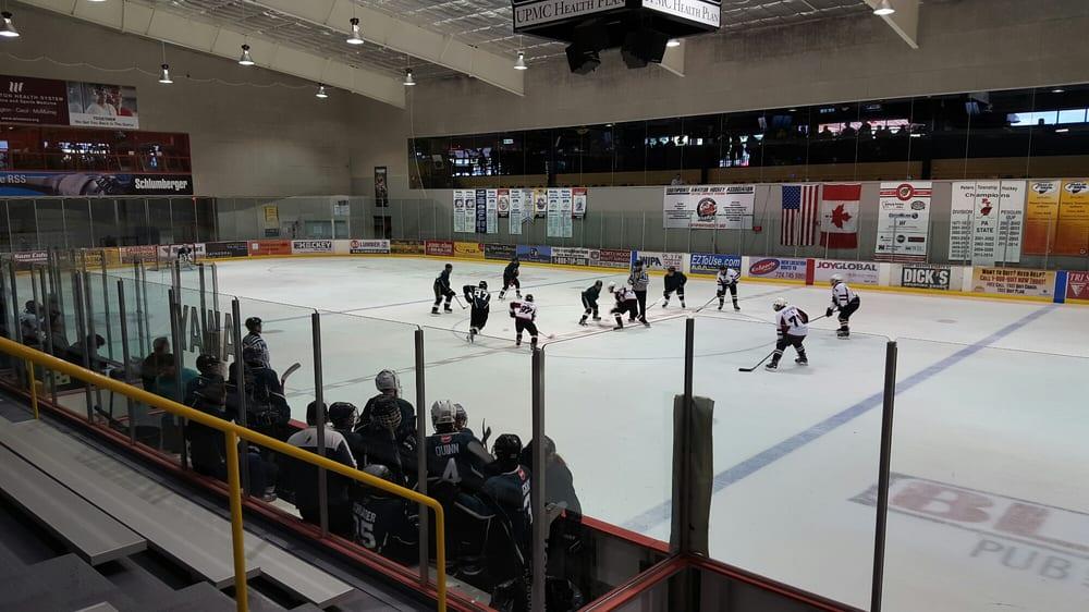 Printscape Arena at Southpointe: 114 Southpointe Blvd, Canonsburg, PA