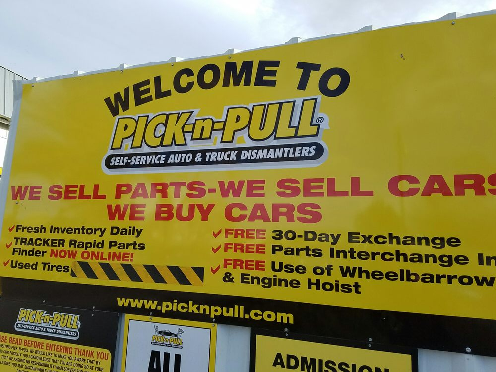 Pick-n-Pull - 14 Reviews - Auto Parts & Supplies - 2205 Larkin Cir ...