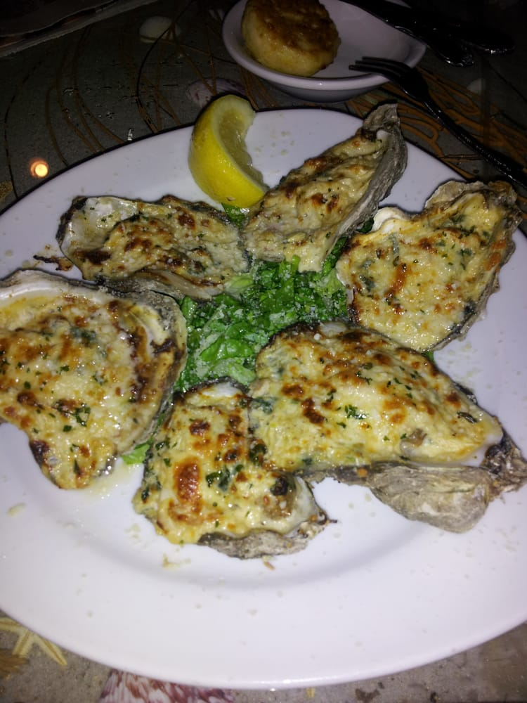Oyster Restaurant Wilmington Nc