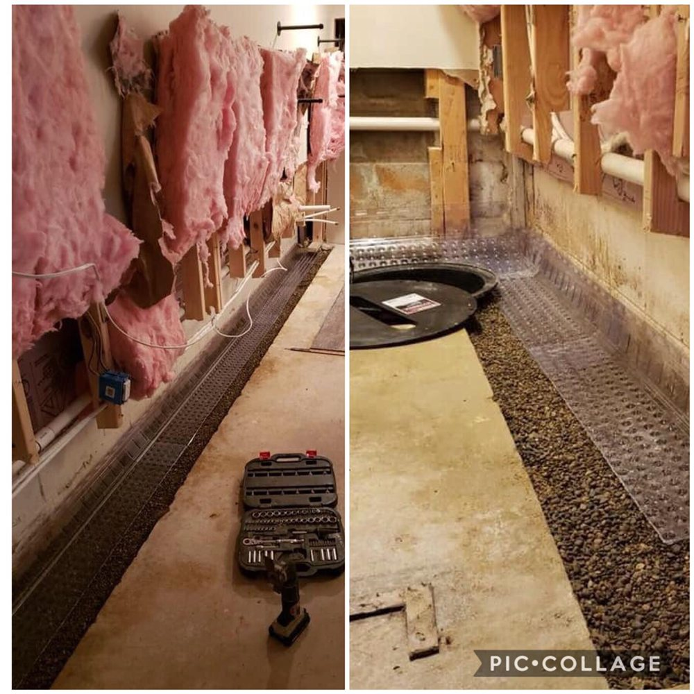 Basement Worx Waterproofing: 1208 Emily Dr, Milford, OH