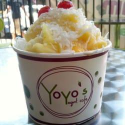 Yoyos yogurt cafe do it yourself food 1105 wellington road photo of yoyos yogurt cafe london on canada solutioingenieria Choice Image