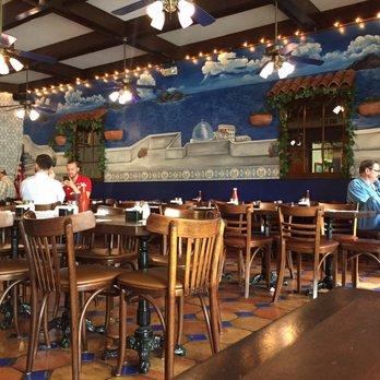 John The Greek Restaurant San Antonio Menu