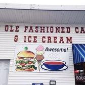 Ye Ole Fashioned Ice Cream Shop