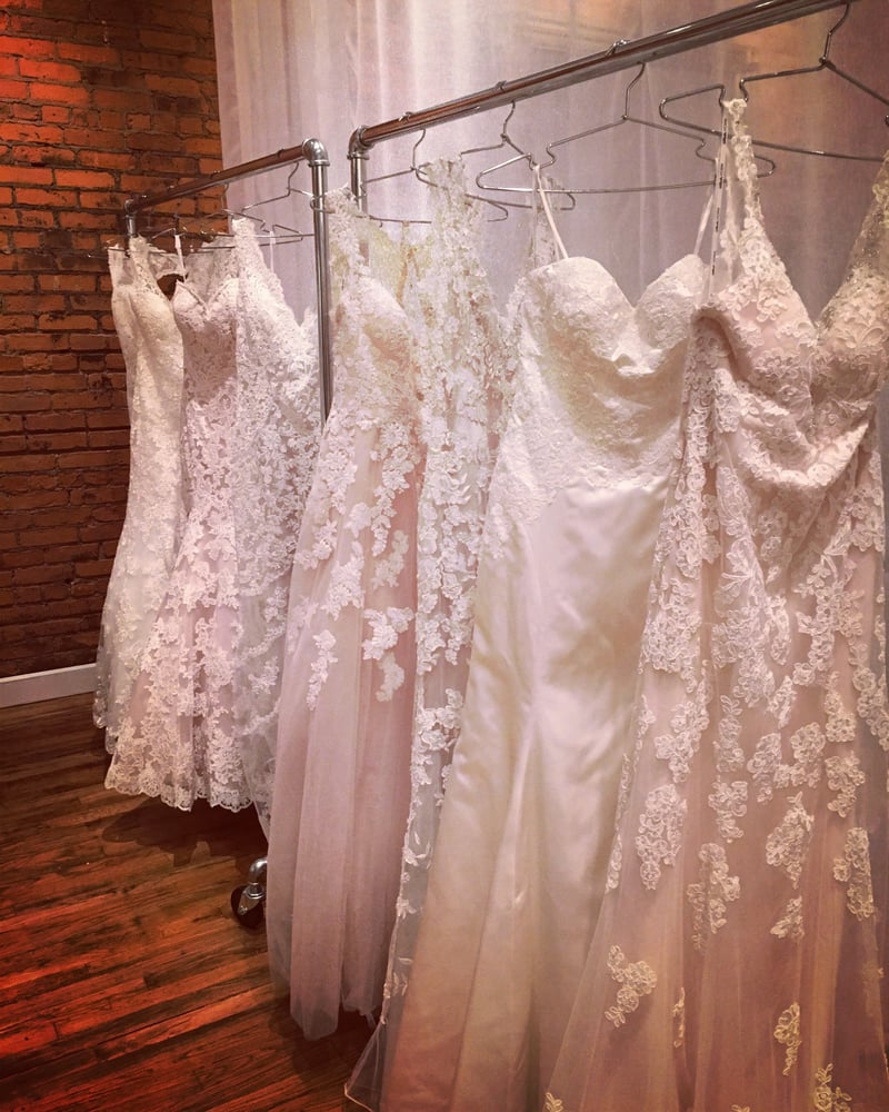 Blush Bridal Boutique - Bridal - 292 Wall St, Kingston, NY - Phone ...
