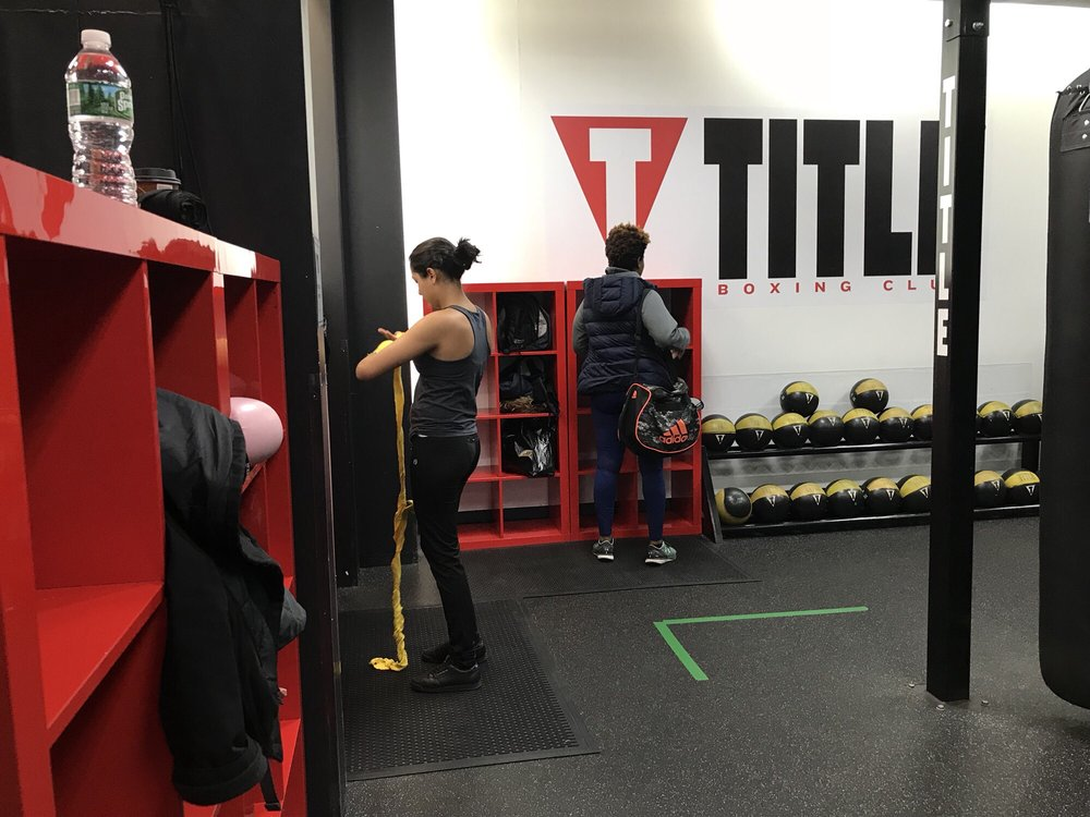 TITLE Boxing Club: 69-40 Austin St, Forest Hills, NY