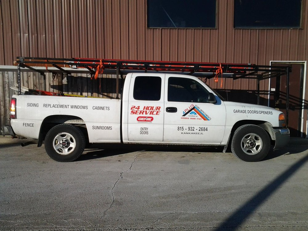 A Plus Home Improvements: 305 N East Ave, Kankakee, IL