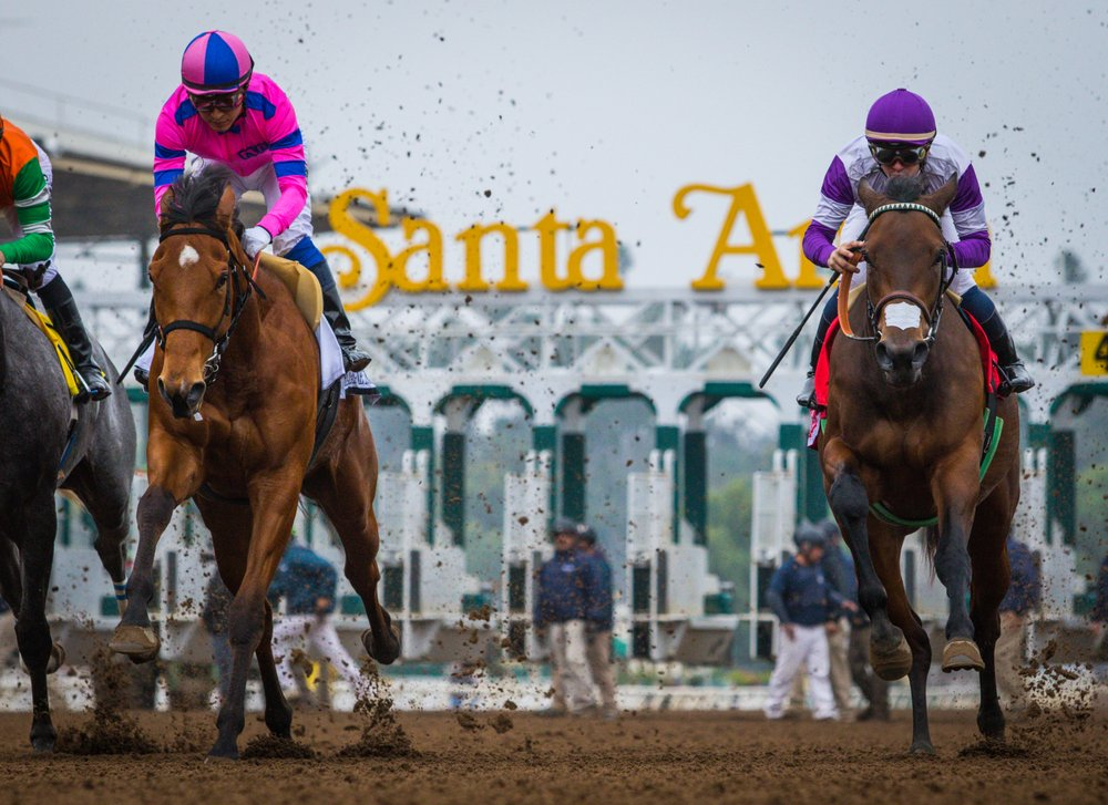 Santa Anita Park: 285 W. Huntington Dr, Arcadia, CA