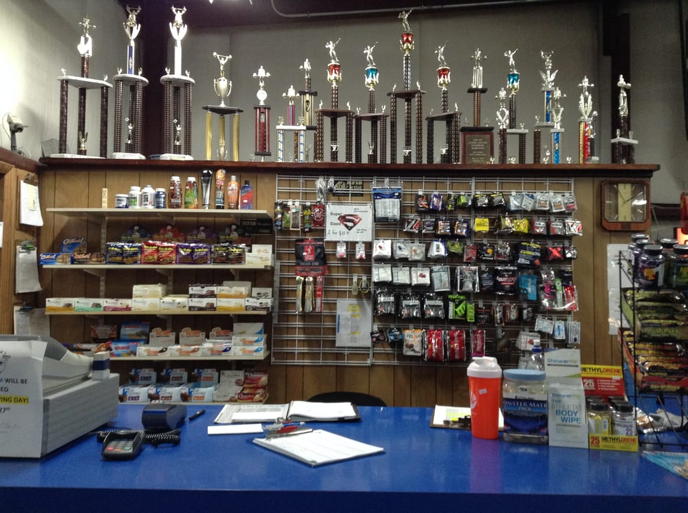 Stack's Gym: 2375 Hwy 92, Acworth, GA