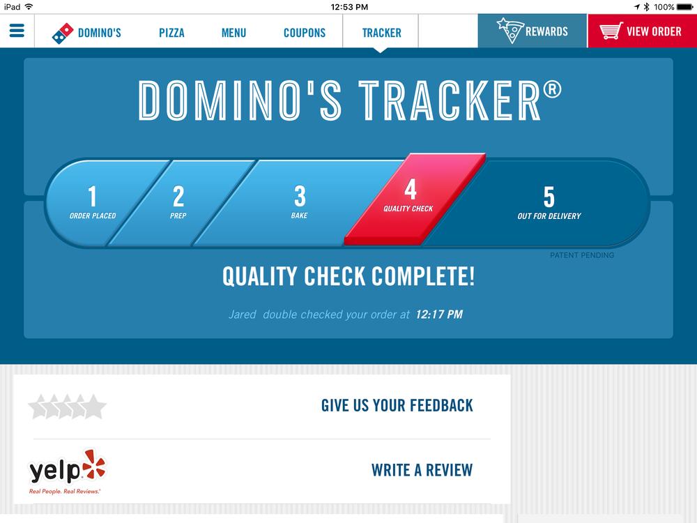 Domino's Pizza: 505 Broadway St, Alexandria, MN