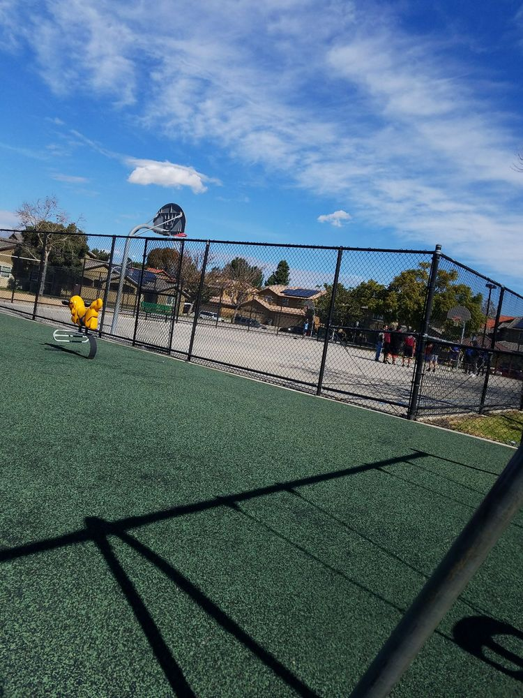 Bayview Basketball Courts