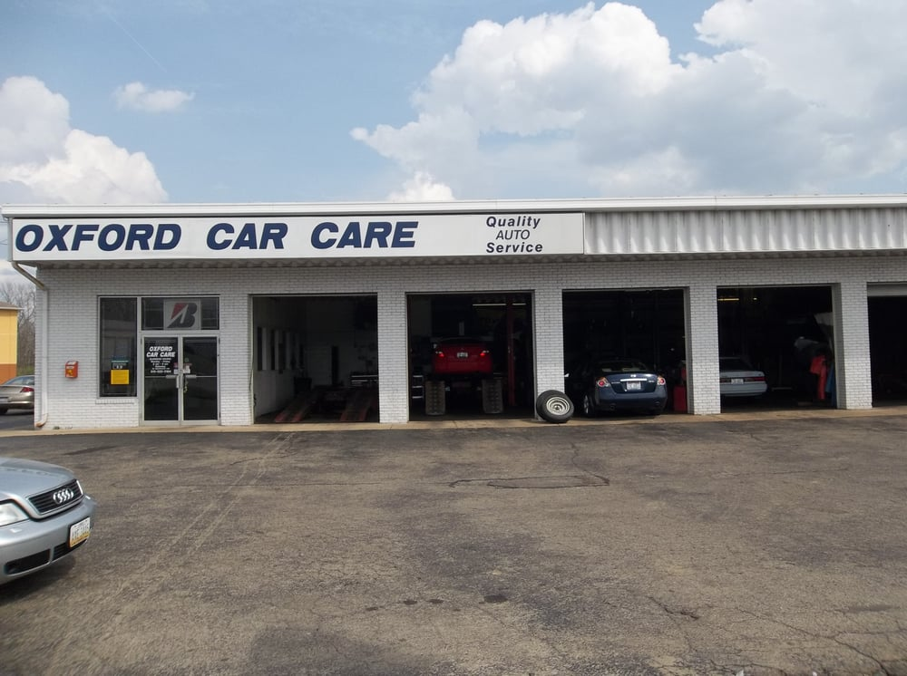 Oxford Car Care