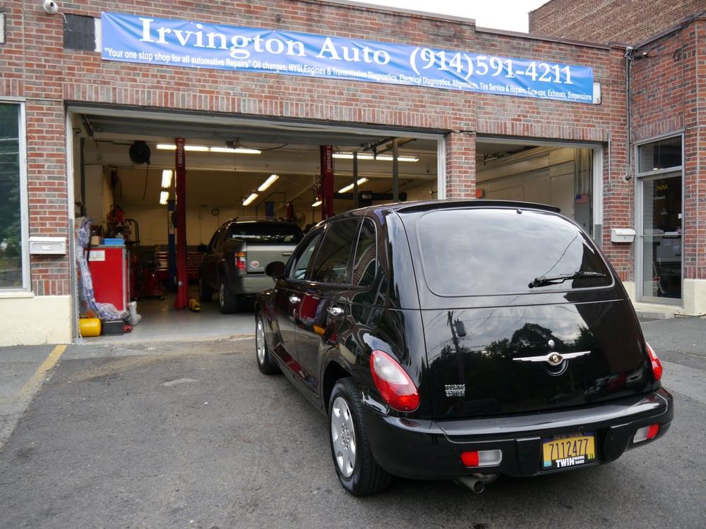 Irvington Auto Sale & Service: 6 S Broadway, Irvington, NY