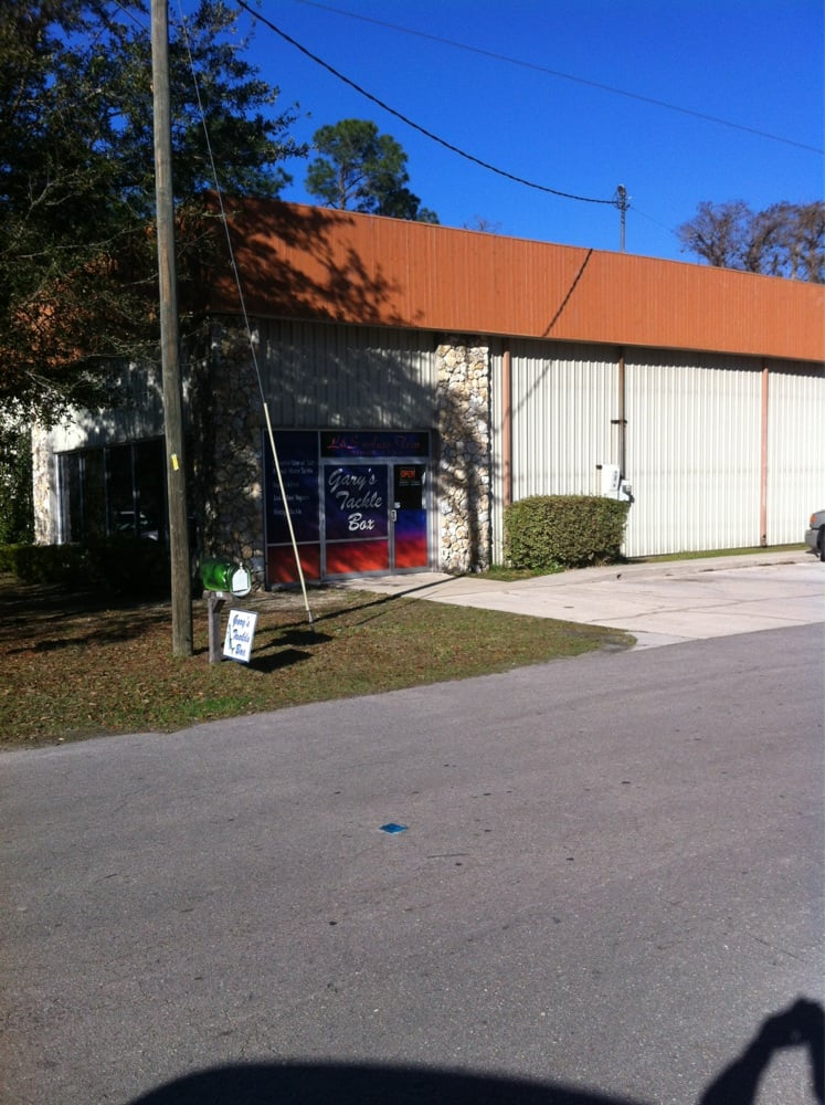 Gary s tackle box fishing 5721 nw 13th st gainesville for Fishing in gainesville fl