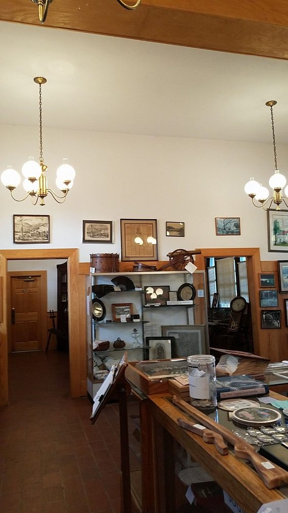 Barbour County Museum: 344 South Main St, Philippi, WV