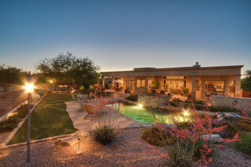 Photo of Arcadia Landscape: Tucson, AZ