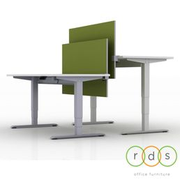 Photo Of RDS Office Furniture   Indianapolis, IN, United States. Sit Stand  Desks