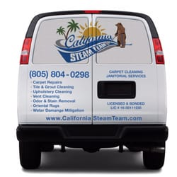 Photo of California Steam Team Carpet Cleaning & Janitorial Service - Oxnard, CA, United