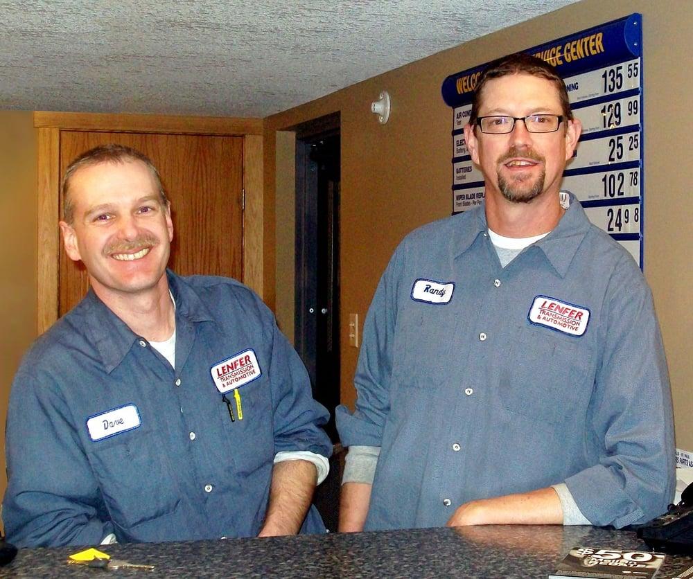 Lenfer Automotive & Transmission: 8121 Lake Dr, Lino Lakes, MN