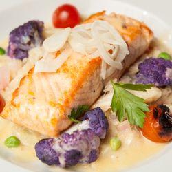 dining petaluma ca volpi's photo of tolay restaurant petaluma ca united states pan seared salmon local 136 photos 102 reviews american new 745