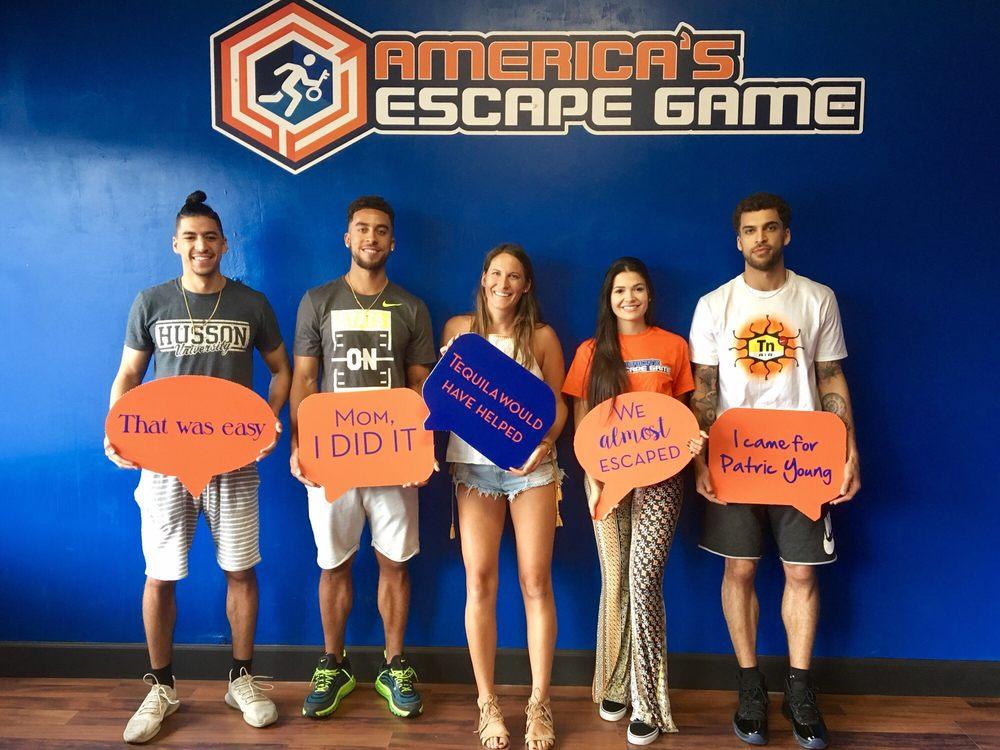 America's Escape Game: 239 W University Ave, Gainesville, FL