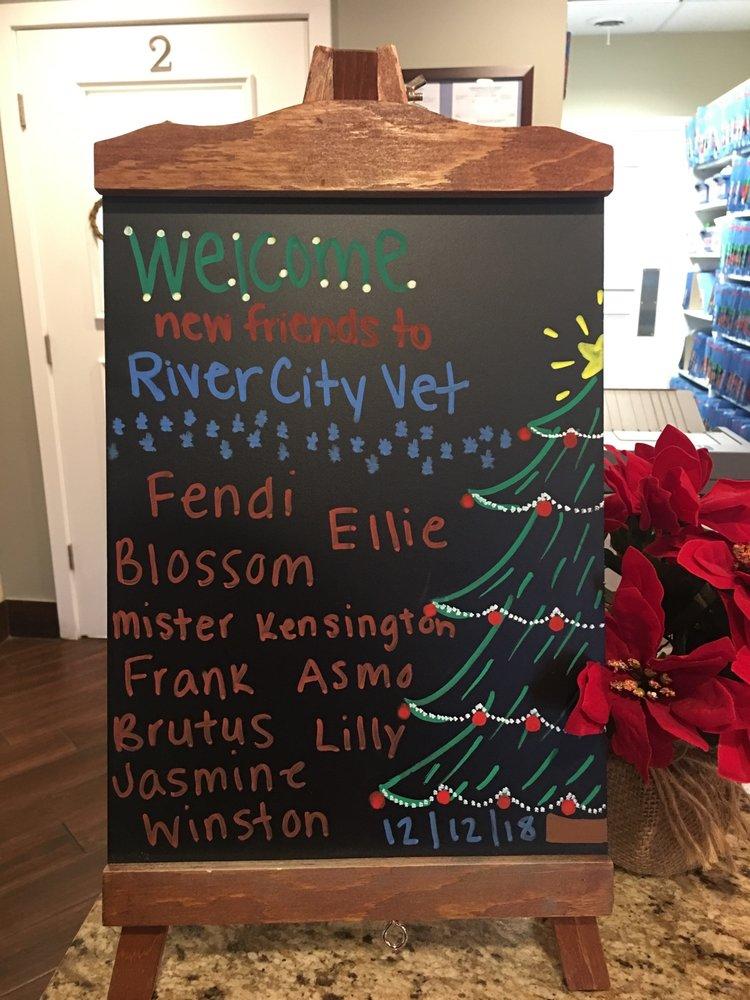 Christmas City Vet.River City Veterinary Hospital 67 Reviews Veterinarians