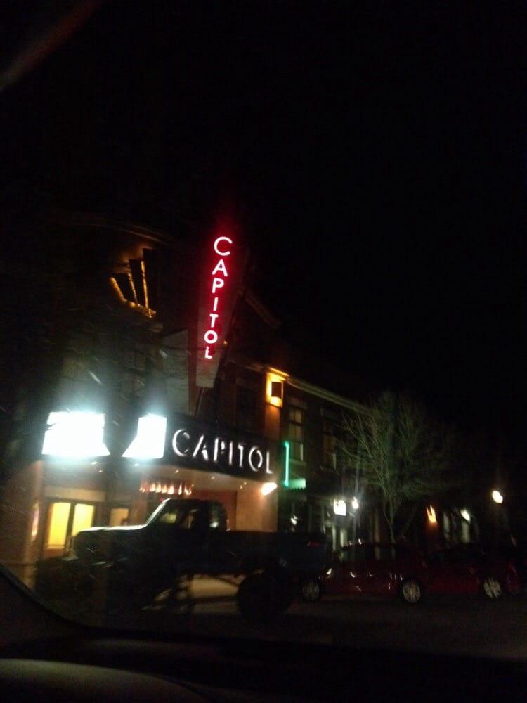 Capitol Theatre: 1140 Capitol St, Eagle, CO