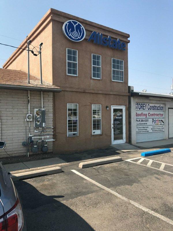 Allstate Insurance: Charles Van Gombos: 329 E Reinken Ave, Belen, NM