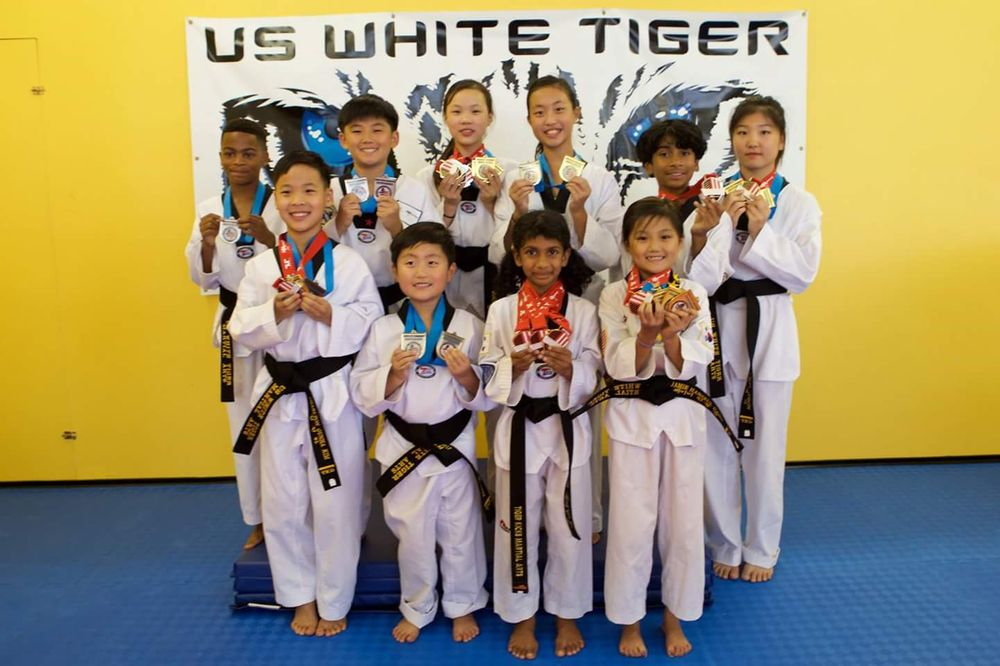US White Tiger Martial Arts: 2011 W Spring Creek Pkwy, Plano, TX
