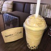Photo Of Mandoo Cafe   Tenafly, NJ, United States. Coffee Bubble Tea