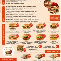 Burger King Mulhouse Carte.Rapido S Pizza Pizza 150 Avenue De Colmar Mulhouse