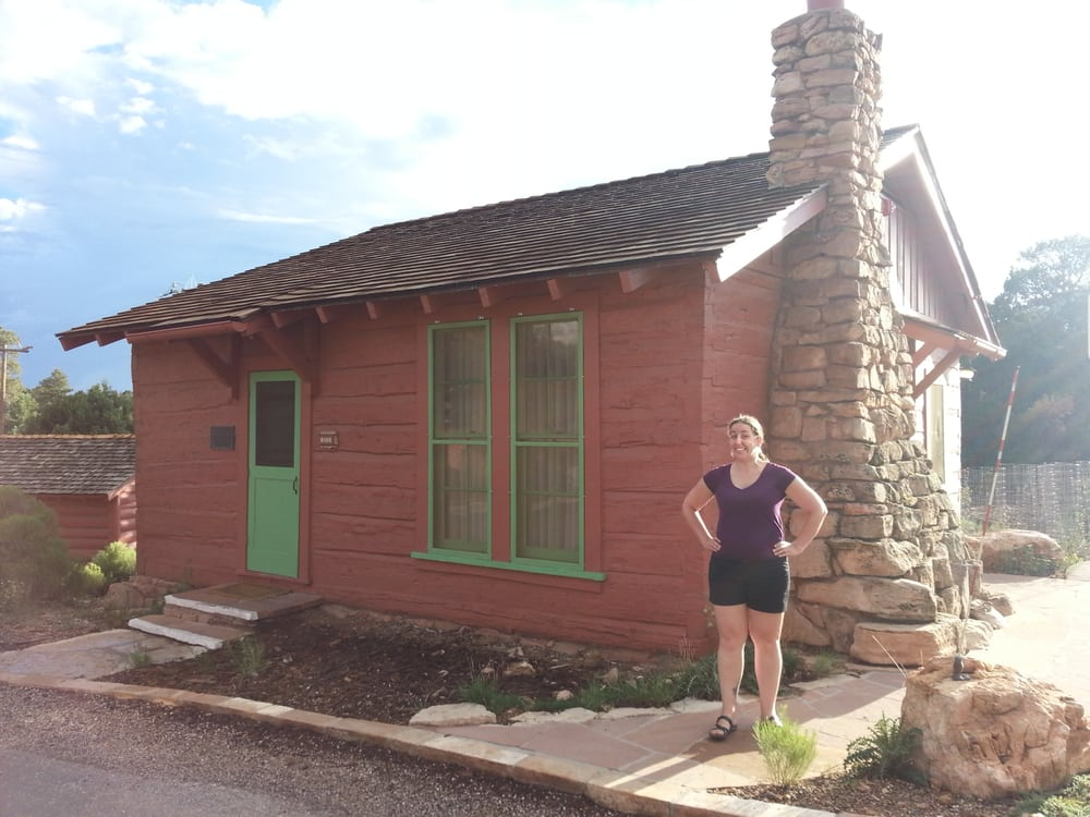Photo Of Bright Angel Lodge U0026 Cabins   Grand Canyon Village, AZ, United  States