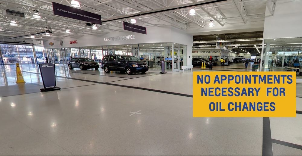 Ed Rinke Chevrolet Buick Gmc Inside The Service Department Yelprhyelp: Gmc Service Center Locations At Gmaili.net